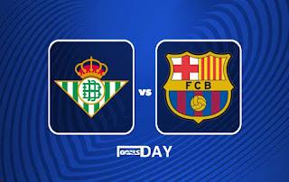 Betis vs Barcelona – Highlights