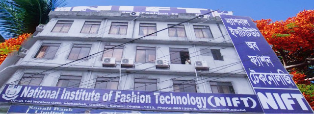 National institute of fashion technology, Bangladesh
