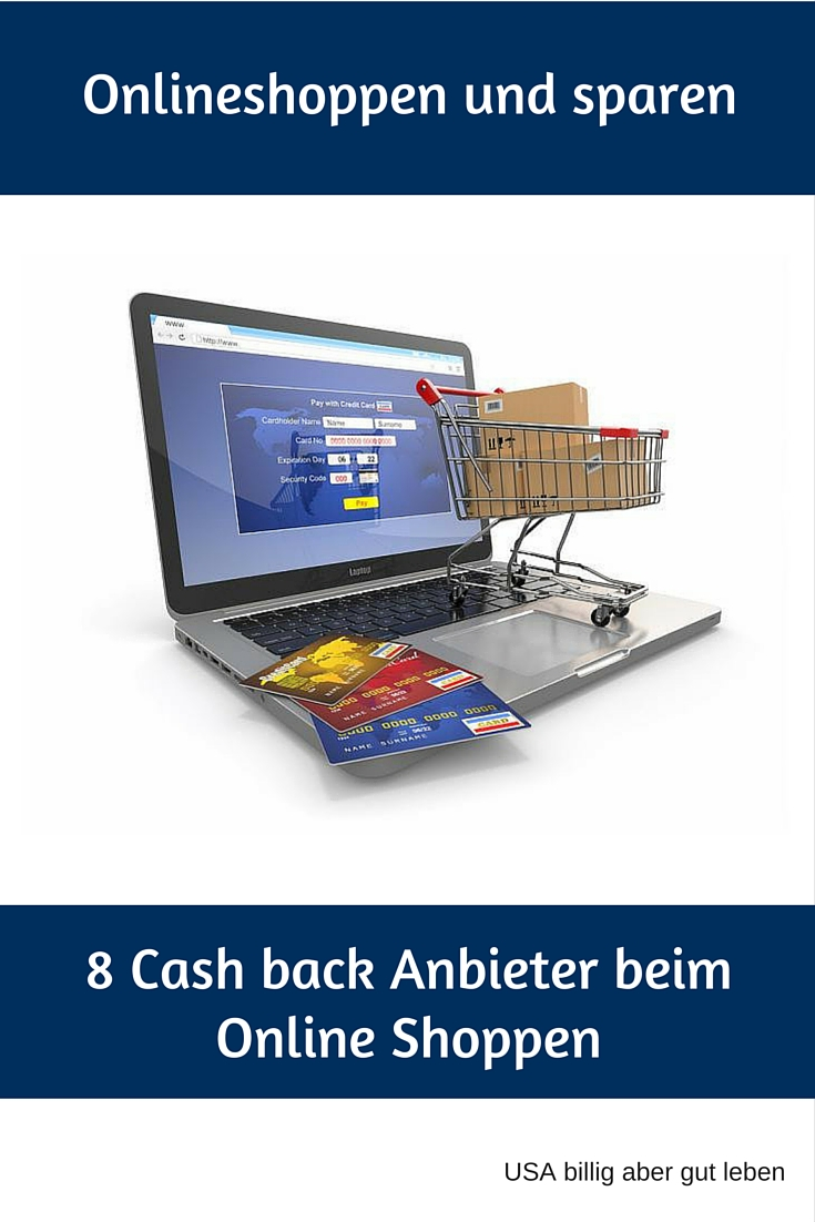 online shopping und sparen 8 cash back anbieter beim. Black Bedroom Furniture Sets. Home Design Ideas