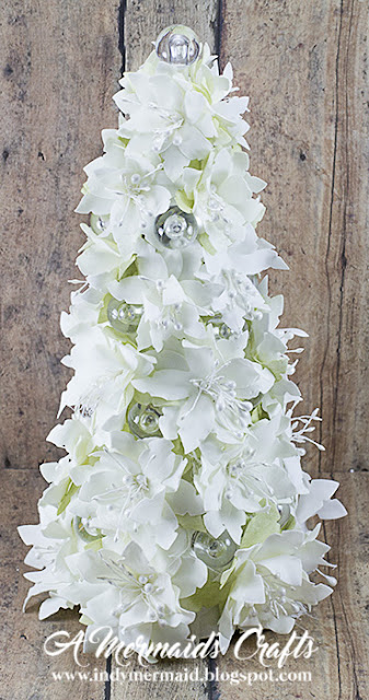 Orchid Christmas Tree.A Mermaids Crafts Poinsettia Christmas Tree For Wild Orchid