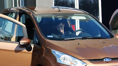 The Voice 2013 – Pál Dénes a The A Voice győztese átvette új autóját
