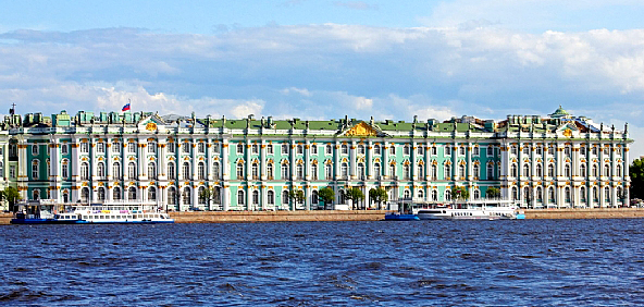 Hermitage Museum, top attractions in the world