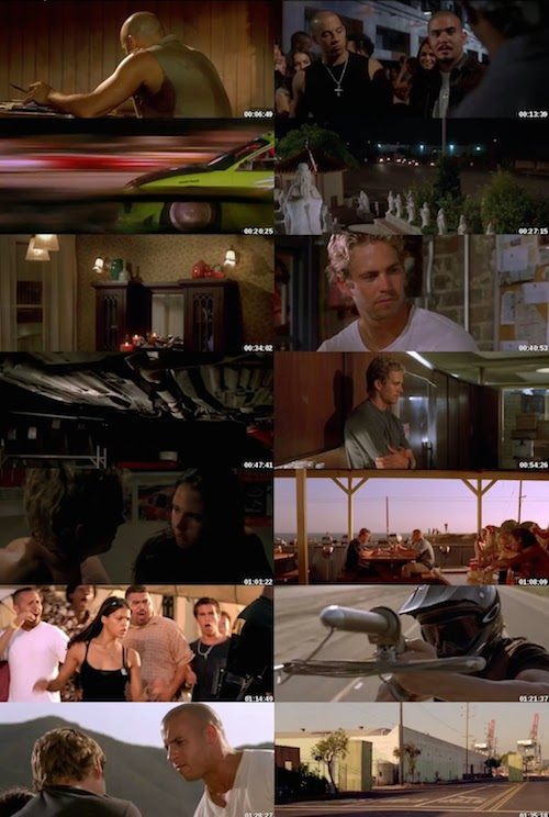 The Fast and the Furious 2001 Movie Download