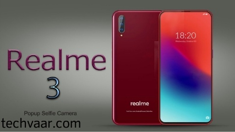 REALME 3 SPECIFICATIONS AND PRICE IN INDIA