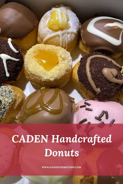 CADEN Handcrafted Donuts review
