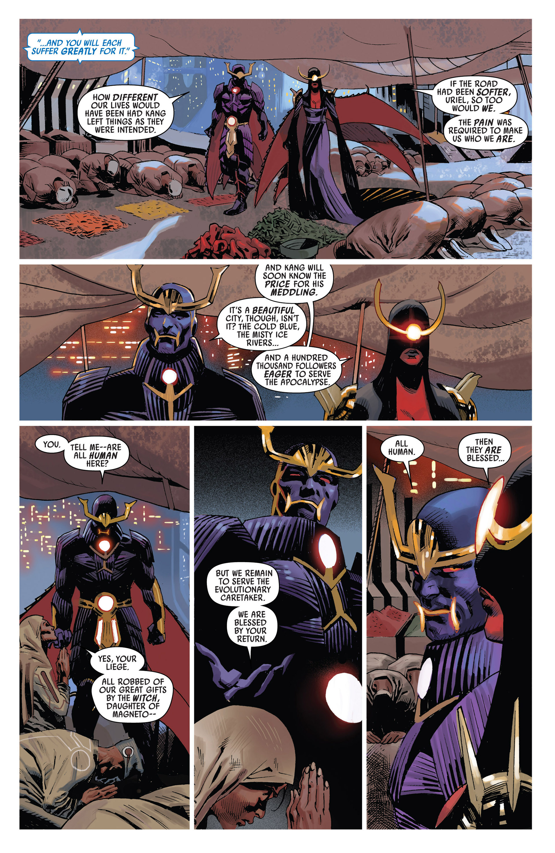 Read online Uncanny Avengers (2012) comic -  Issue #8 - 15