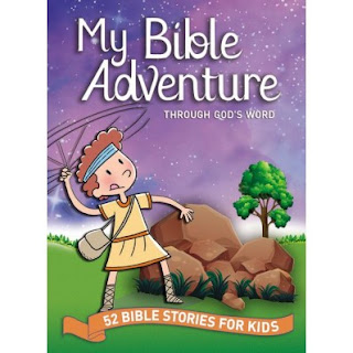 My Bible Adventure Through God's Word cover