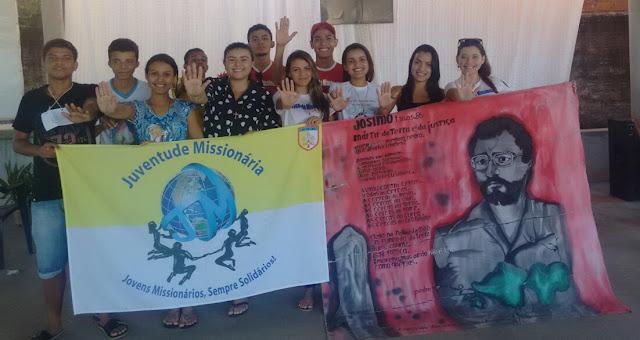 JM participa do Acampamento da Juventude Romeira na Diocese de Tocantinópolis (TO)