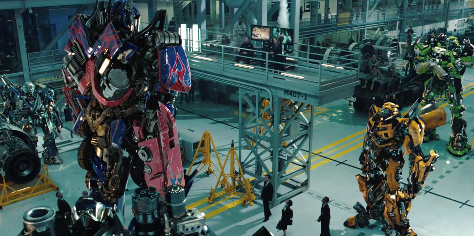 Que Transformers Transformers  o lado oculto daQue Transformers 3