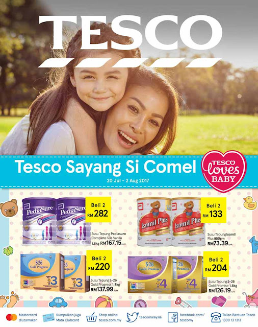Tesco Malaysia Catalogue Discount Offer Promotion