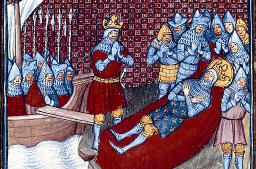 Raja Perancis Wafat Perang Salib ke VIII (Delapan) : Penyerangan Louis IX ke Tunisia