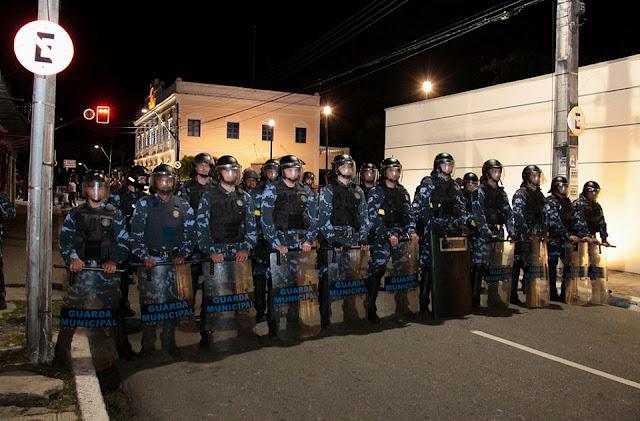 Após ataques a sede da Guarda Municipal de Fortaleza (CE) prefeitura iniciará estudo sobre impactos do uso de armas pela corporação