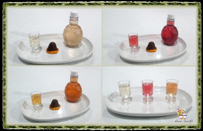 Licor de pêssego 1