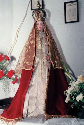 Santa Bárbara de La Rebollada Quirós