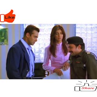 Rajpal yadav, Salman Khan & Sushmita sen