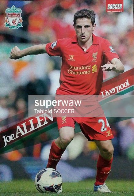Joe Allen Liverpool 2012