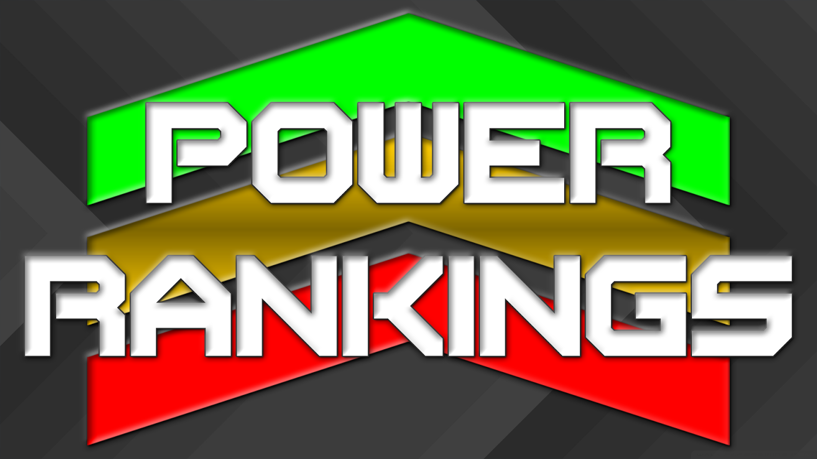 Power Ranking WWE wrestlers list roster