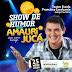 Show de humor com Amauri Jucá no Teatro Escola Francisca Cavalcante de graça