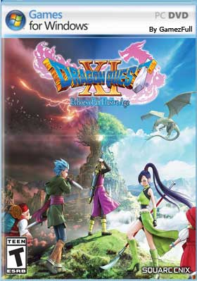Dragon Quest XI Echoes of an Elusive Age PC [Full] Español [MEGA]