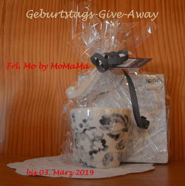 Give-Away bei Monika