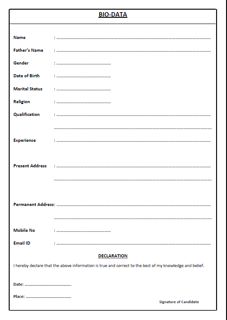 Free Printable Resumes. Elevator Pitch