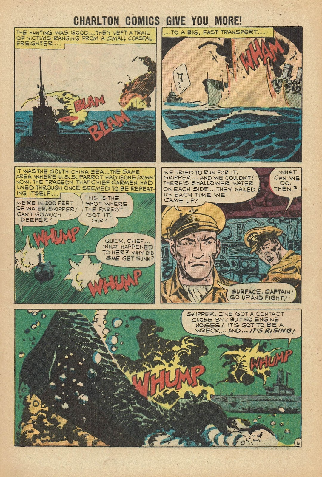 Read online Fightin' Navy comic -  Issue #96 - 9