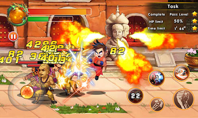 Download Super Dragon Fighter Legend Apk