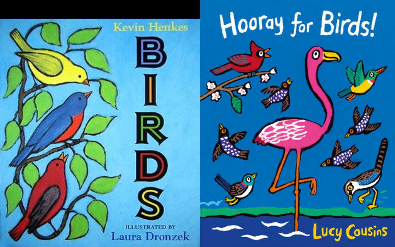 Wild About Reading Toddler Amp Preschool Storytime Birds