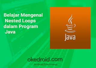 Contoh Nested Loops Program Segitiga Java