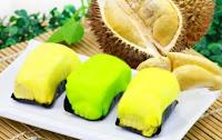 Pancake Durian Oleh-oleh kas medan