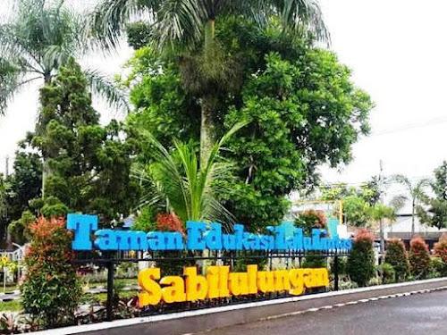 Taman Edukasi Lalu Lintas Kabupaten Bandung
