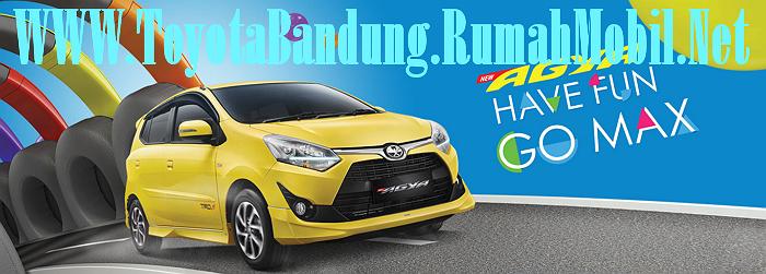 Toyota Agya Bandung