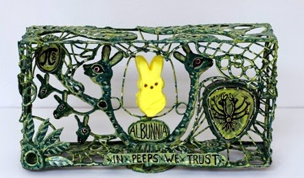 PEEPS Art from the Racine Art Museum Contest