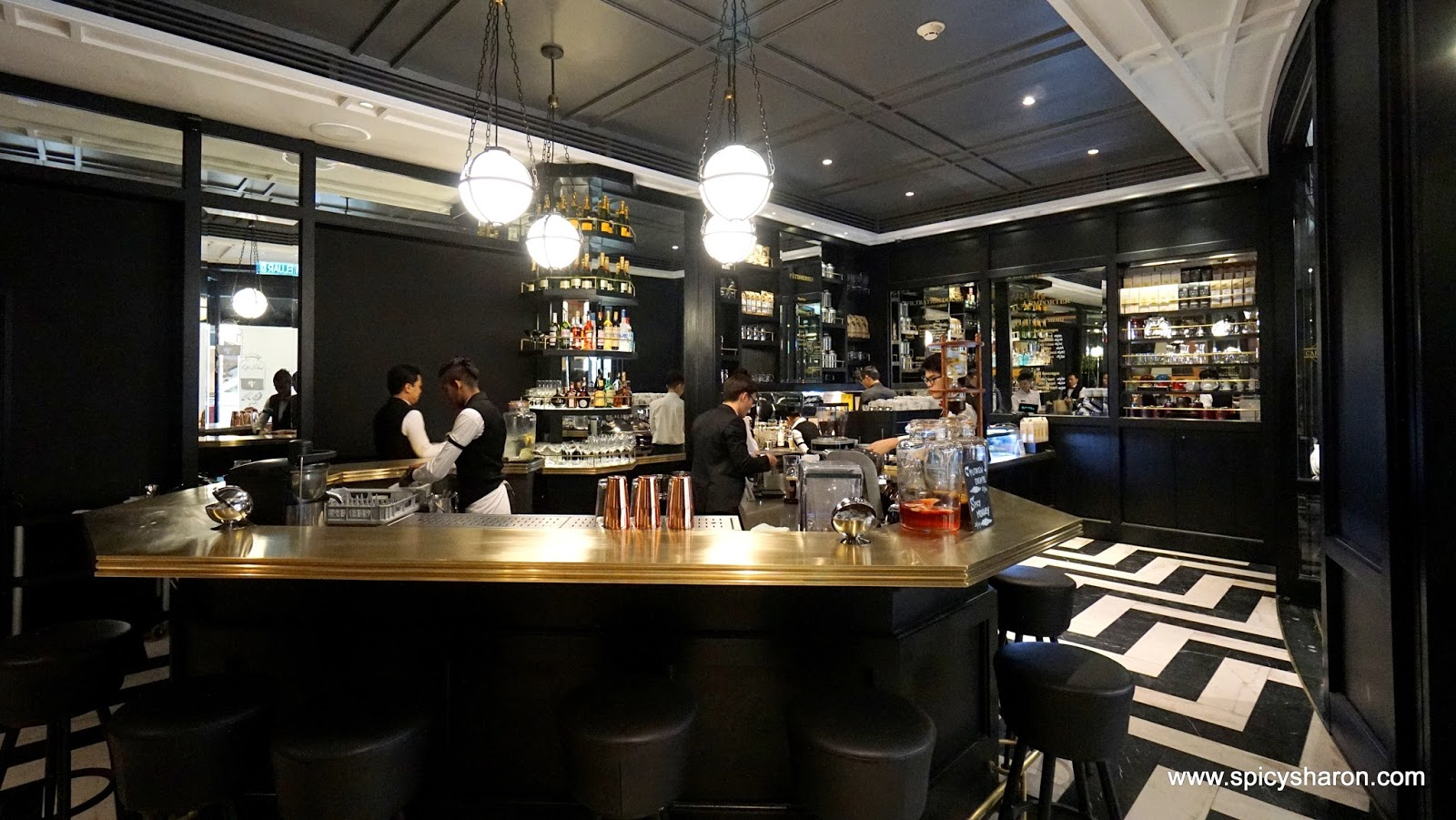 A Day At Sky Avenue Genting – Burger & Lobster, Cafes ...