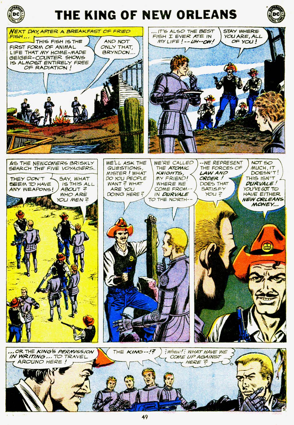 Strange Adventures (1950) issue 227 - Page 50