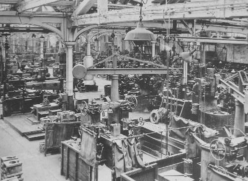 Dampak Revolusi Industri Inggris Terhadap Perekonomian