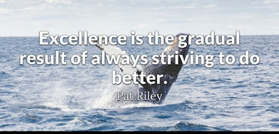 Top Quotes About Excellence