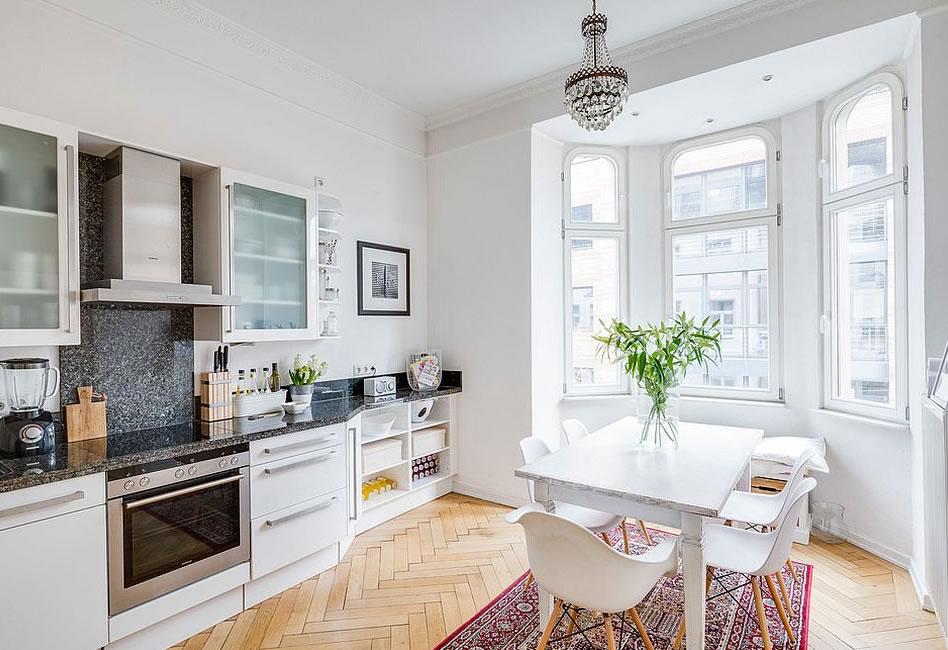 Construindo Minha Casa Clean Cozinhas Escandinava Dicas