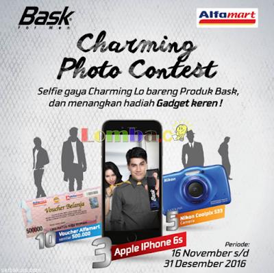 Informasi Lomba Foto by Bask Hadiah Iphone 6S Dan Nikon Coolpix S33 Deadline 31 Desember 2016