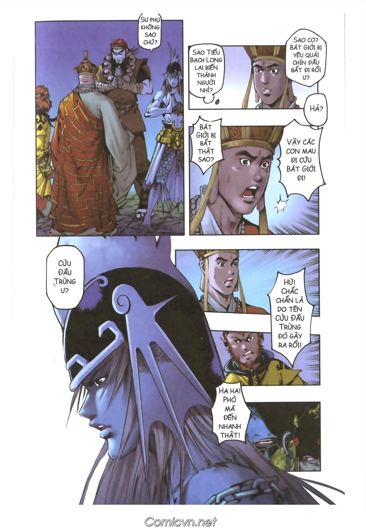 Tây Du Ký màu - Chapter 110 - Pic 35