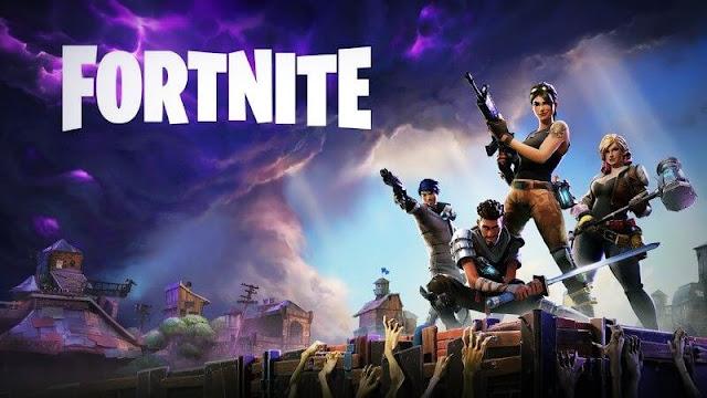 لعبة-Fortnite-للآيفون