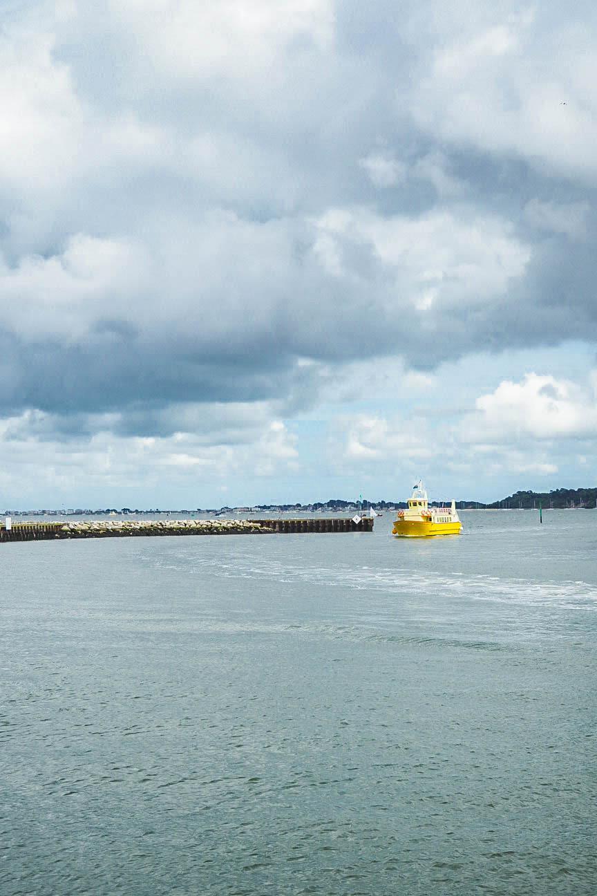 Brownsea Island ferry