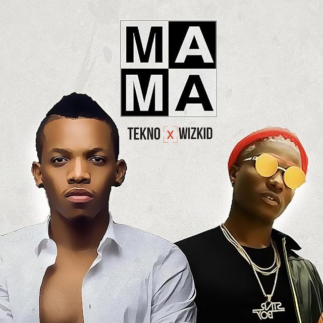 #WimboMpya: Tekno na Wizkid wamekuja na Collabo yao #MAMA