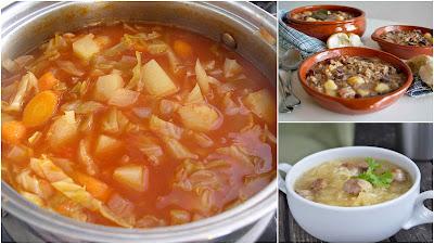 zuppa contadina