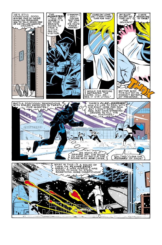 Captain America (1968) Issue #321 #249 - English 18