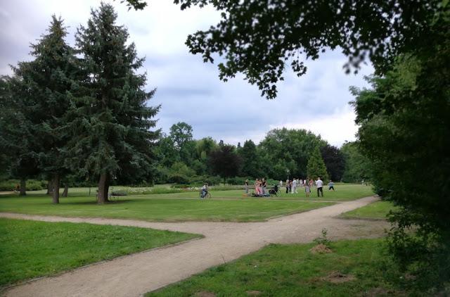 Quedlinburg - Park am Mühlgraben