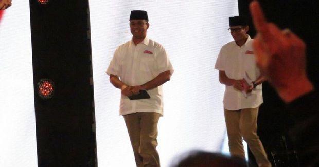 Anies Ungkap 'Rapor Merah' Pemprov DKI