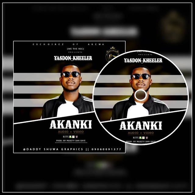 Yasdon_Kheeler - AKANKI (Official Audio + Video)