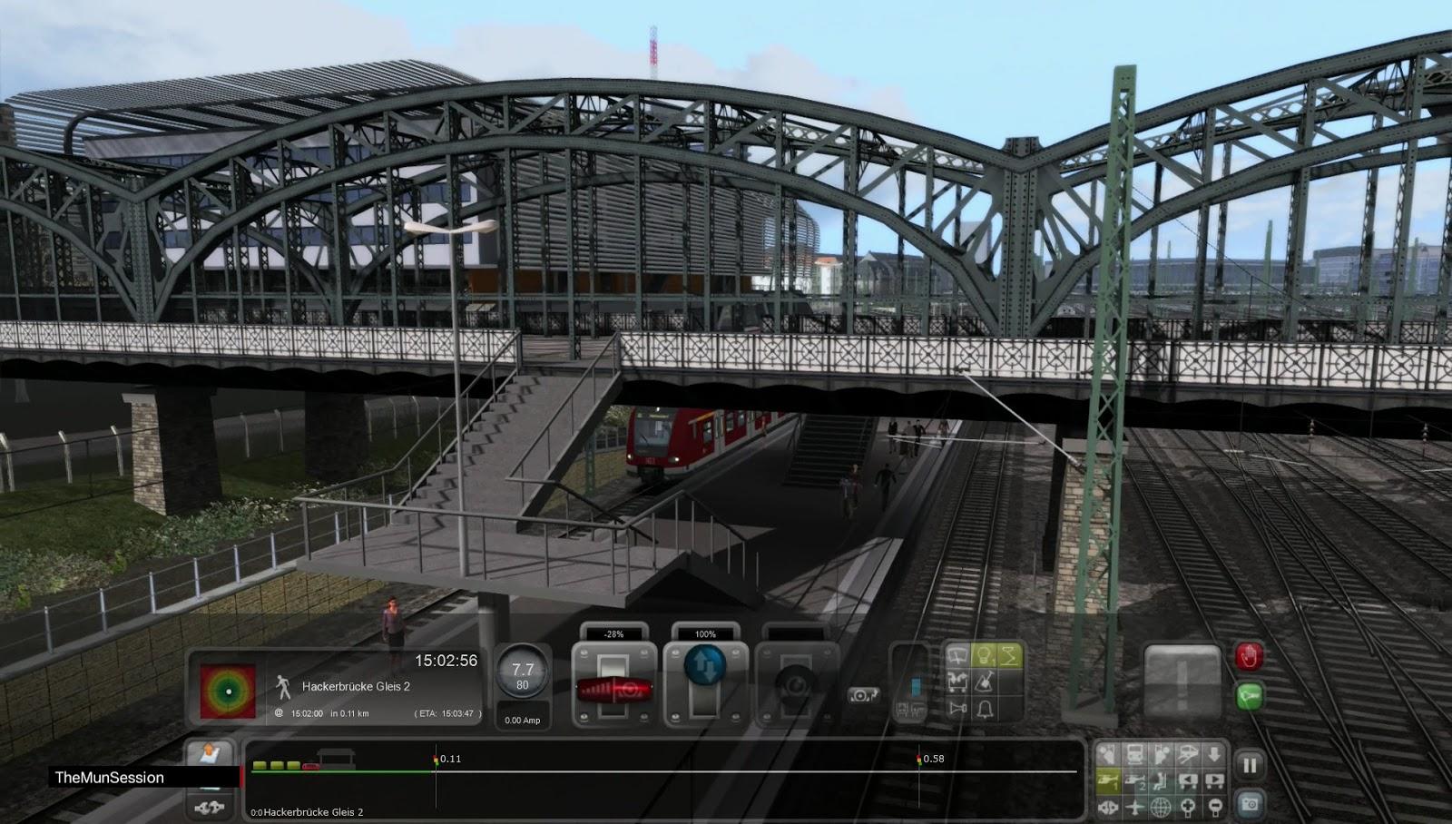 B B Augsburg themunsession motorsport gaming simulator db br423 munich to augsburg db 423 s3