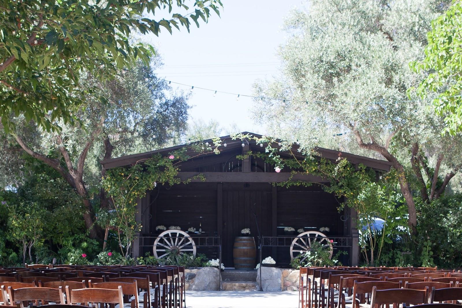 Chelsey And Brady Rancho Bernardo Winery Wedding